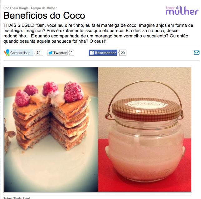 Manteiga-de-Coco