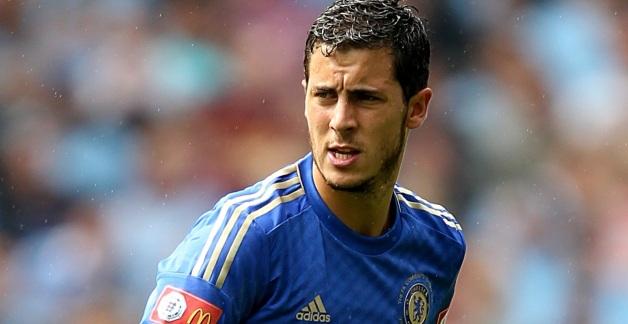 Soccer - FA Community Shield - Chelsea v Manchester City - Villa Park